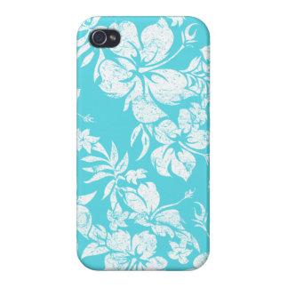 ハイビスカスのPareauのハワイの精通したiPhone 4つのケース iPhone 4/4S Case