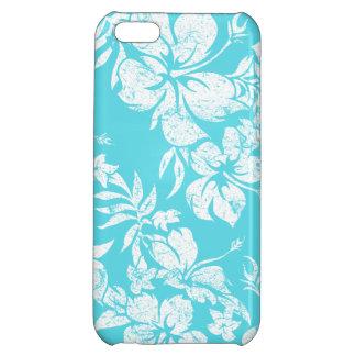 ハイビスカスのPareauのハワイの精通したiPhone 5つのケース iPhone5Cケース