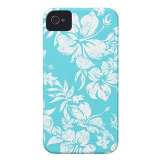 ハイビスカスのPareauのハワイのiPhone 4つのケース Case-Mate iPhone 4 ケース