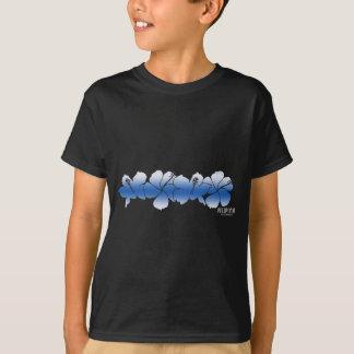 ハイビスカス-フィリピン人 Tシャツ