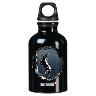ハウンドドッグの猟犬の芸術のボトル ウォーターボトル