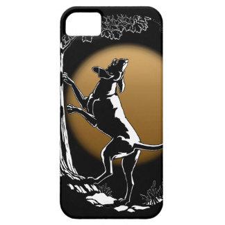ハウンドドッグのiPhone 5の場合の猟犬の芸術の場合 iPhone SE/5/5s ケース