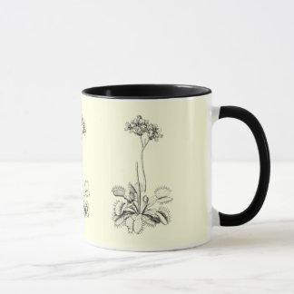 ハエトリグサのコーヒー・マグ マグカップ