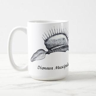 ハエトリグサのマグ コーヒーマグカップ