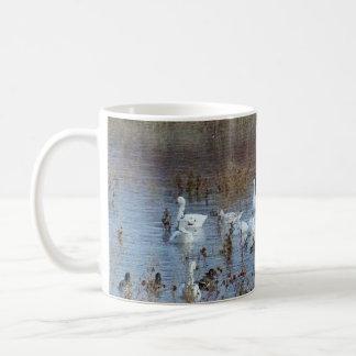 ハクガンのマグ コーヒーマグカップ