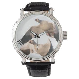ハクガンの腕時計 腕時計