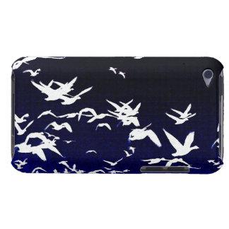 ハクガンの鳥の野性生物動物飛行 Case-Mate iPod TOUCH ケース