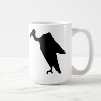 ハゲタカのマグ コーヒーマグカップ