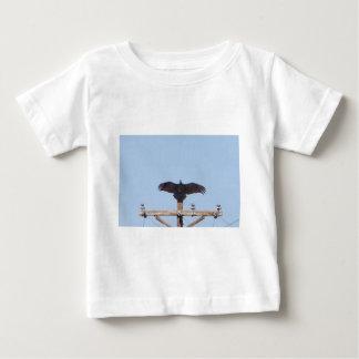 ハゲタカの儀式 ベビーTシャツ