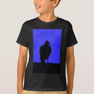 ハゲタカの暗闇 Tシャツ