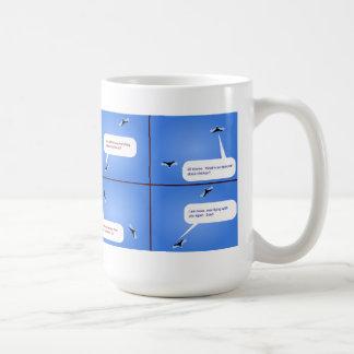 ハゲタカ コーヒーマグカップ