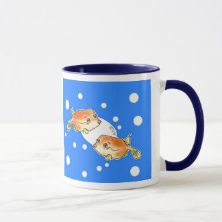 ハコフグちゃん マグカップ
