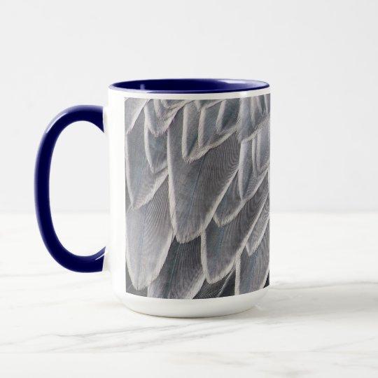 ハシビロコウのマグカップ マグカップ