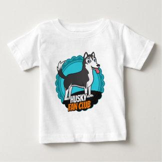 ハスキーなファン・クラブ ベビーTシャツ
