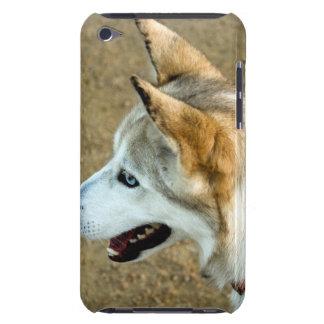 ハスキーなポートレート Case-Mate iPod TOUCH ケース