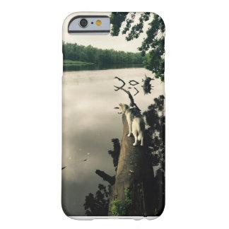 ハスキーな冒険 BARELY THERE iPhone 6 ケース