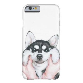 ハスキーなiPhoneの場合 Barely There iPhone 6 ケース