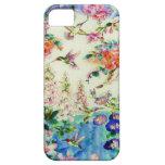 ハチドリおよび花の穹窖のiPhone 5の場合 Case-Mate iPhone 5 ケース