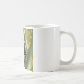 ハチドリが付いているコーヒー・マグ コーヒーマグカップ