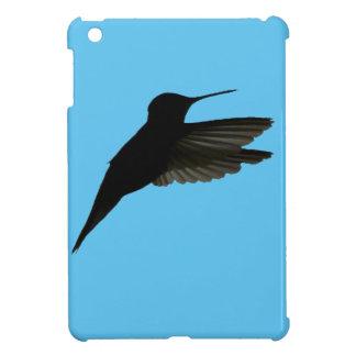 ハチドリのシルエット iPad MINIケース