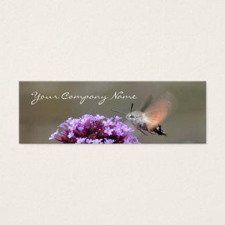 ハチドリのタカガの名刺 スキニー名刺