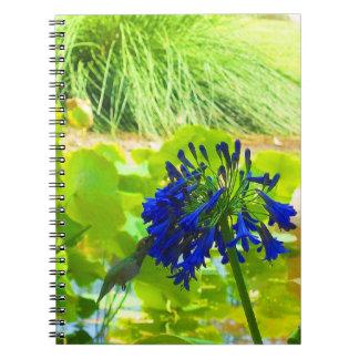 ハチドリのノート ノートブック