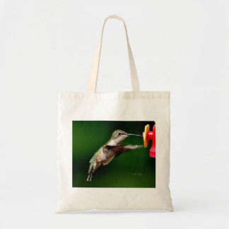 ハチドリのバッグ トートバッグ