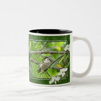 ハチドリのマグ2 ツートーンマグカップ