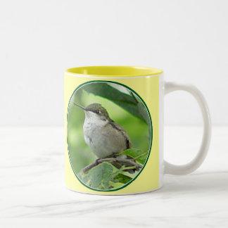ハチドリのマグ3 ツートーンマグカップ