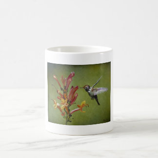 ハチドリのマグ コーヒーマグカップ