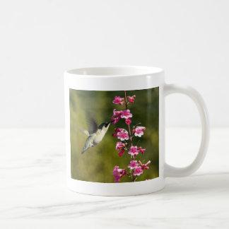 ハチドリの写真 コーヒーマグカップ