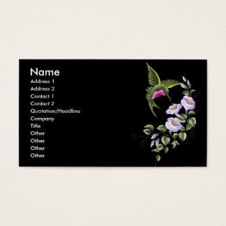 ハチドリの名刺 名刺