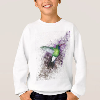 ハチドリの夢 スウェットシャツ