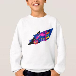 ハチドリの天国 スウェットシャツ