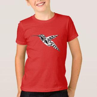 ハチドリの子供のワイシャツ Tシャツ