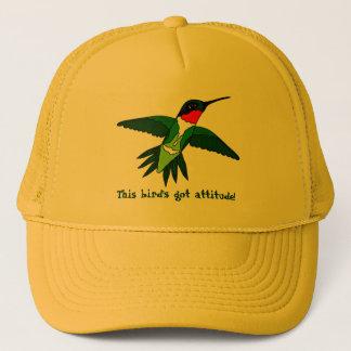 ハチドリの帽子によって得られる態度 キャップ