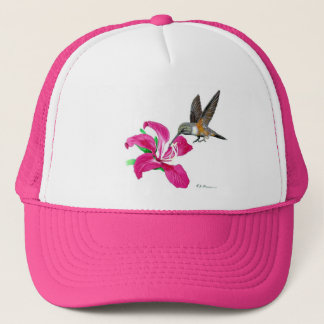 ハチドリの帽子 キャップ
