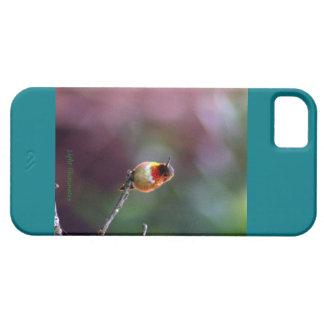ハチドリの携帯電話の/tabletの場合 iPhone SE/5/5s ケース