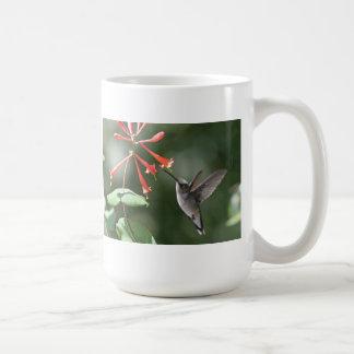 ハチドリの朝食 コーヒーマグカップ