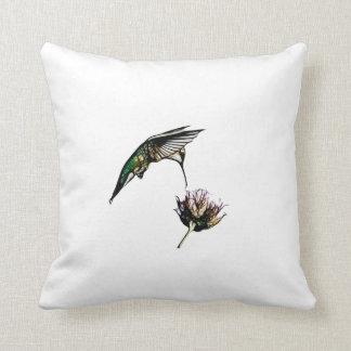 ハチドリの枕 クッション