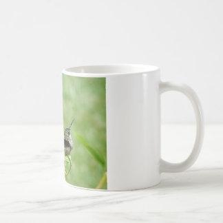 ハチドリの浸ること コーヒーマグカップ