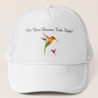 ハチドリの避難所のトラック運転手の帽子 キャップ