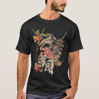ハチドリのAudubonのルビー色のThroatedプレート47 Tシャツ