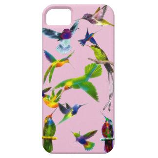 ハチドリのBirdloverデザイナーギフト iPhone SE/5/5s ケース
