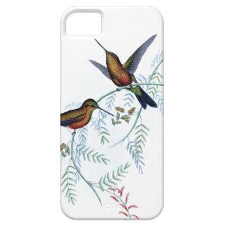 ハチドリのiPhone 5の場合 iPhone SE/5/5s ケース