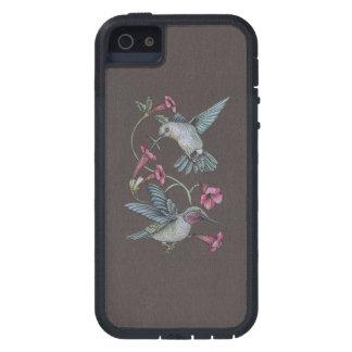 ハチドリ及びつる植物 iPhone SE/5/5s ケース