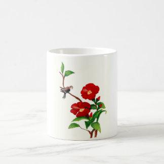 ハチドリ4 コーヒーマグカップ