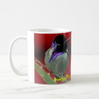 ハチドリ コーヒーマグカップ