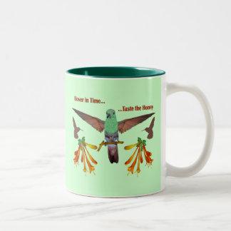 ハチドリ ツートーンマグカップ