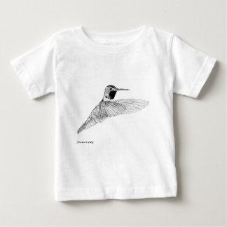 ハチドリ ベビーTシャツ